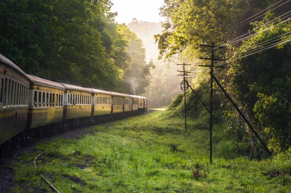 Chiang Mai to Bangkok by Train