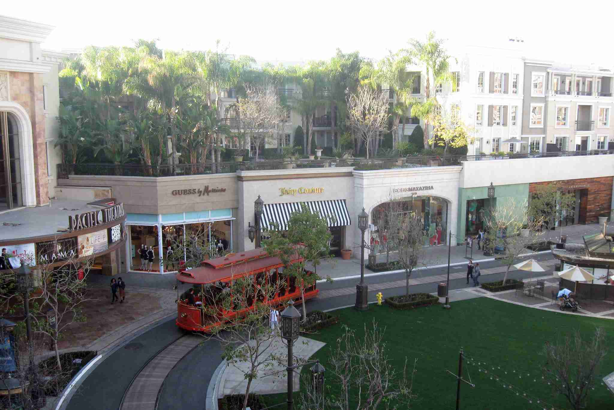 Top 6 Los Angeles Indoor Shopping Malls