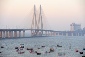 Bandra Worli Sea Link, Mumbai
