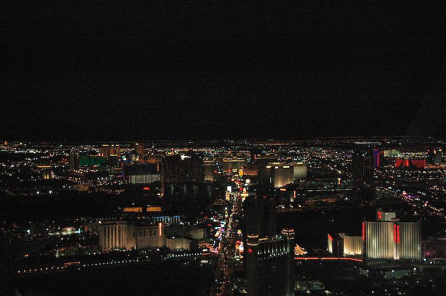 Top of the World at Stratosphere Hotel