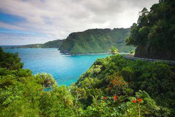 Road to Hana on Maui