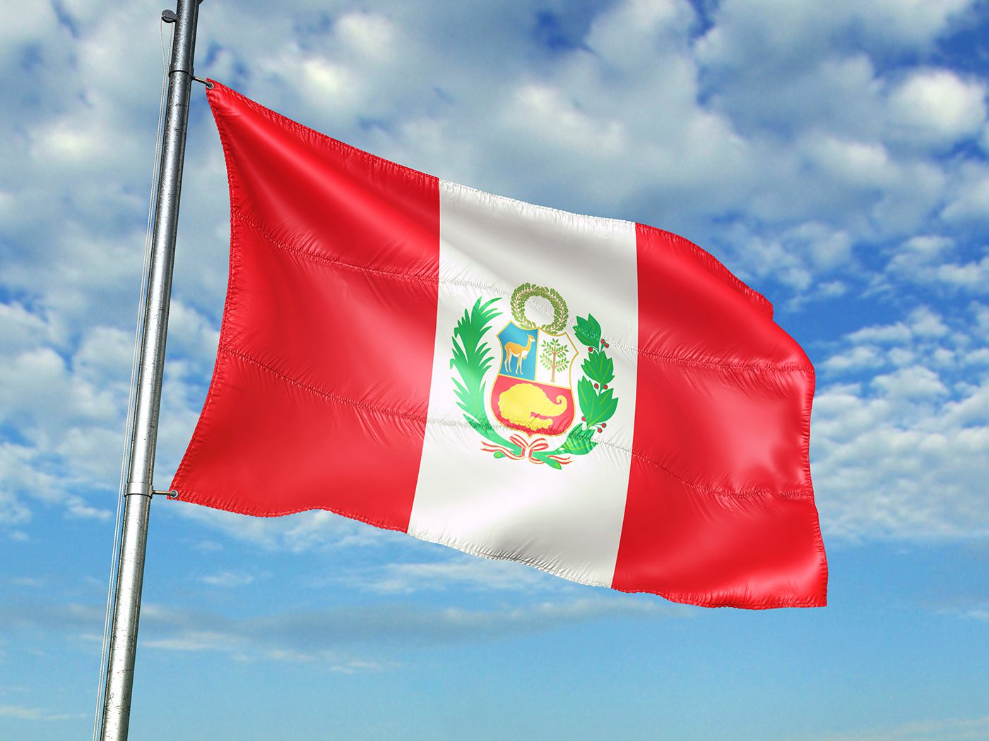 Celebrating Peruvian Independence Day In July