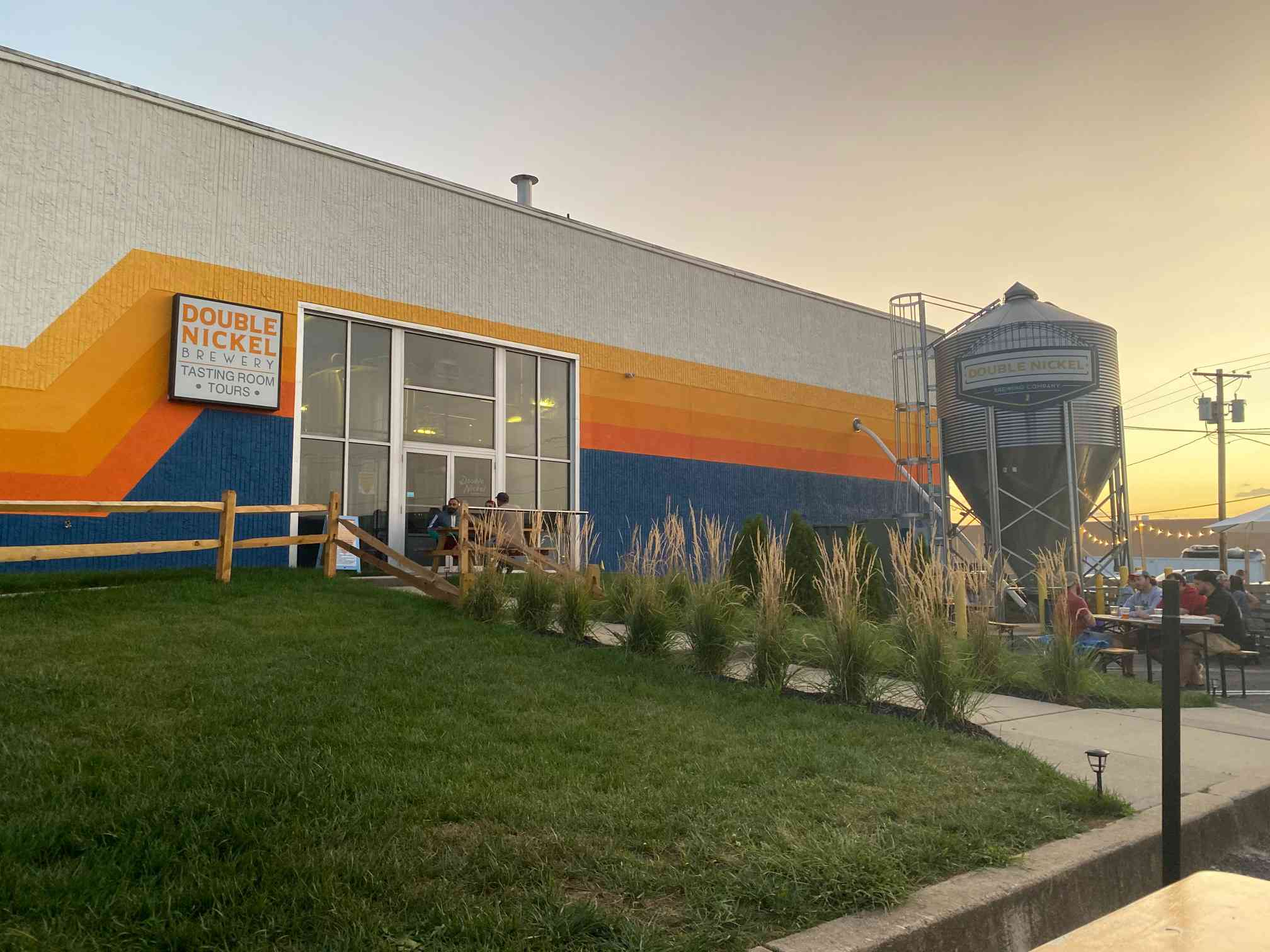 Double Nickel brewery