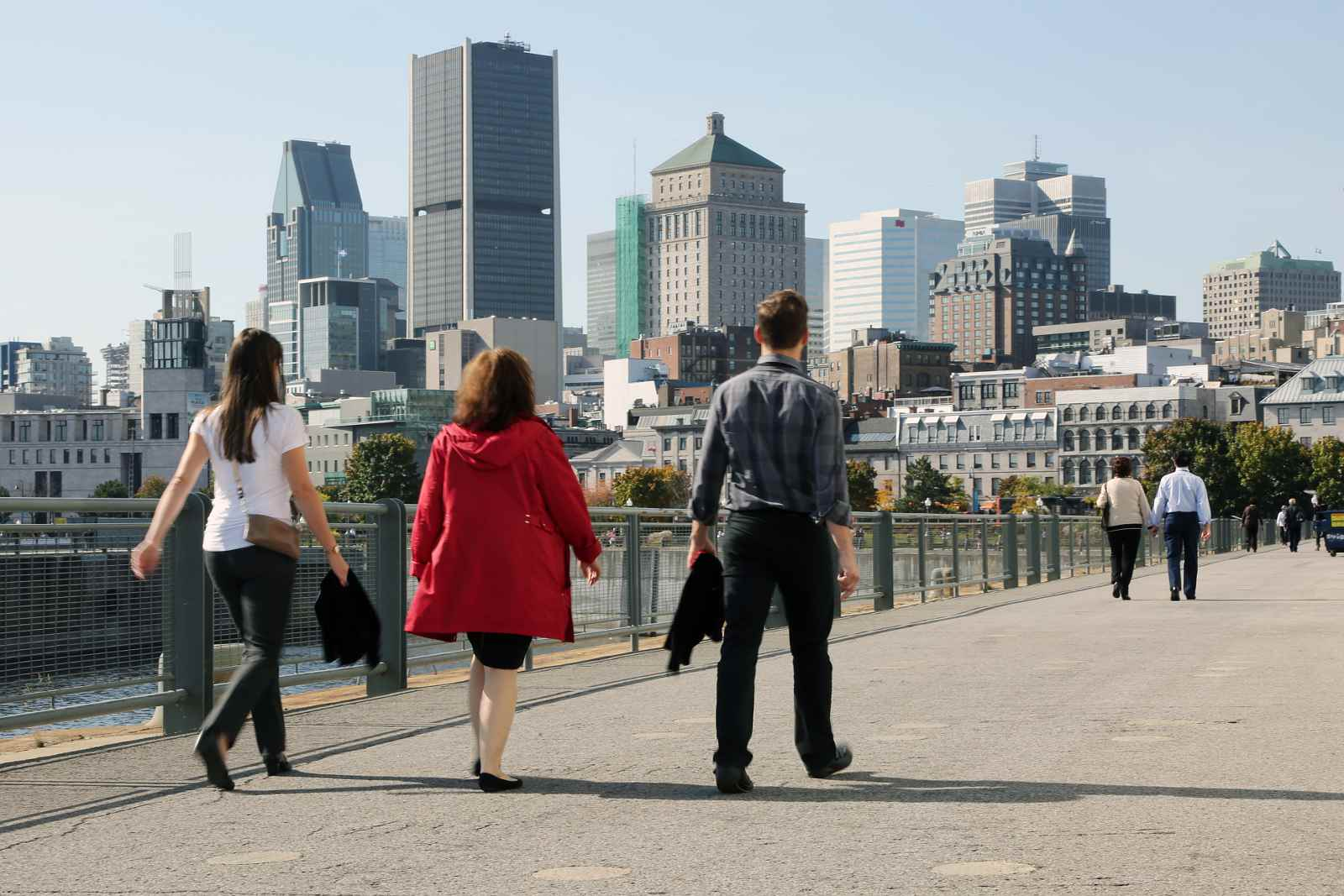 Eventos, festivales, regalos, conciertos, museos y guía meteorológica de Montreal en septiembre