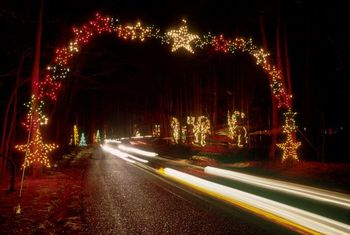 winter festival of lights watkins regional park upper marlboro maryland - Drive Through Christmas Lights Pa