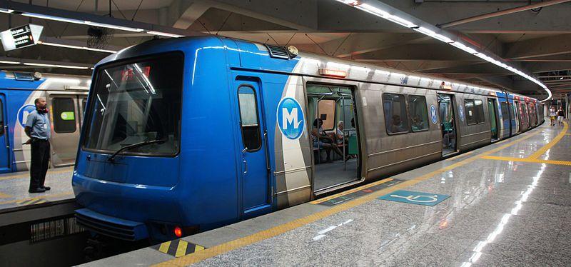 public transit Rio