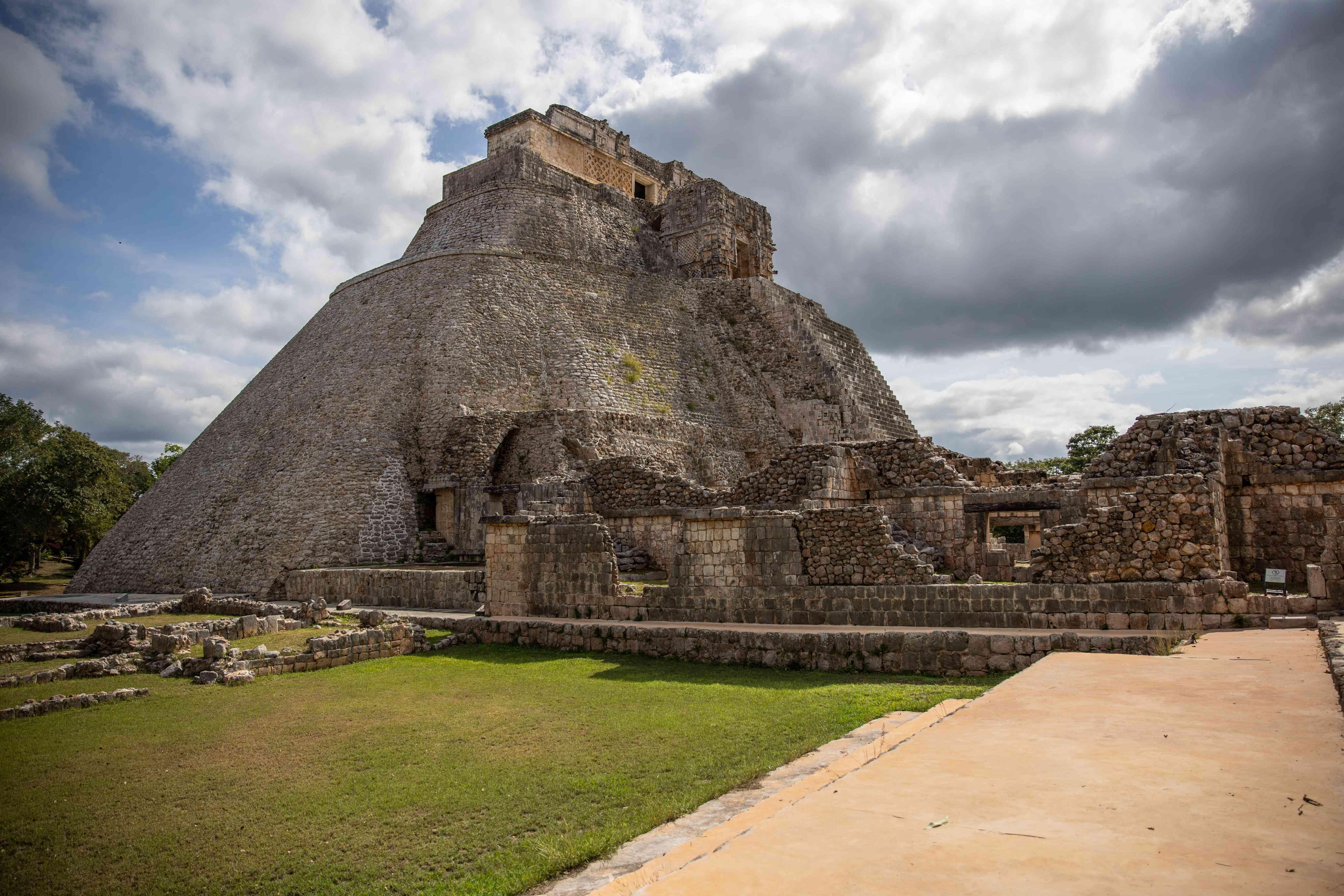 Uxmal Archeological Site