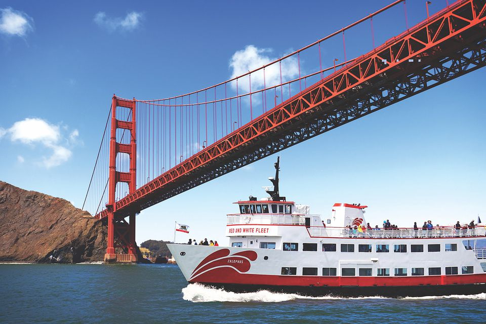 Golden Gate Bay Cruise®