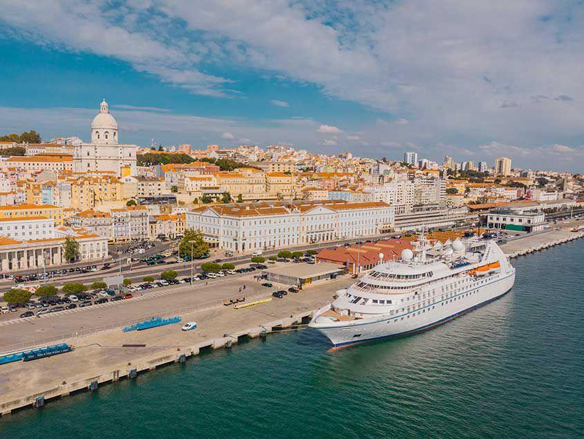 Windstar Cruise Ship