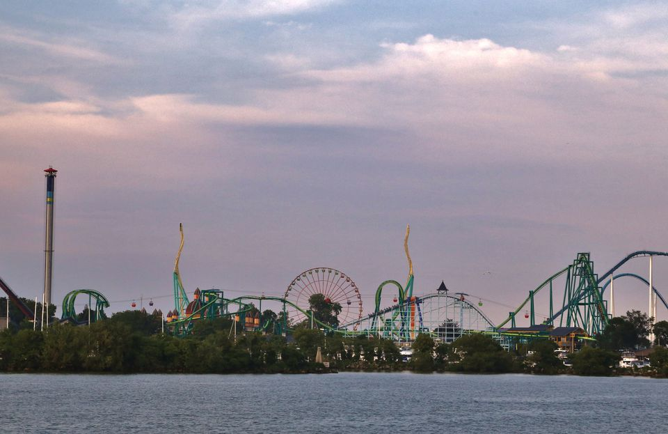 Sandusky's Cedar Point Amusement Park