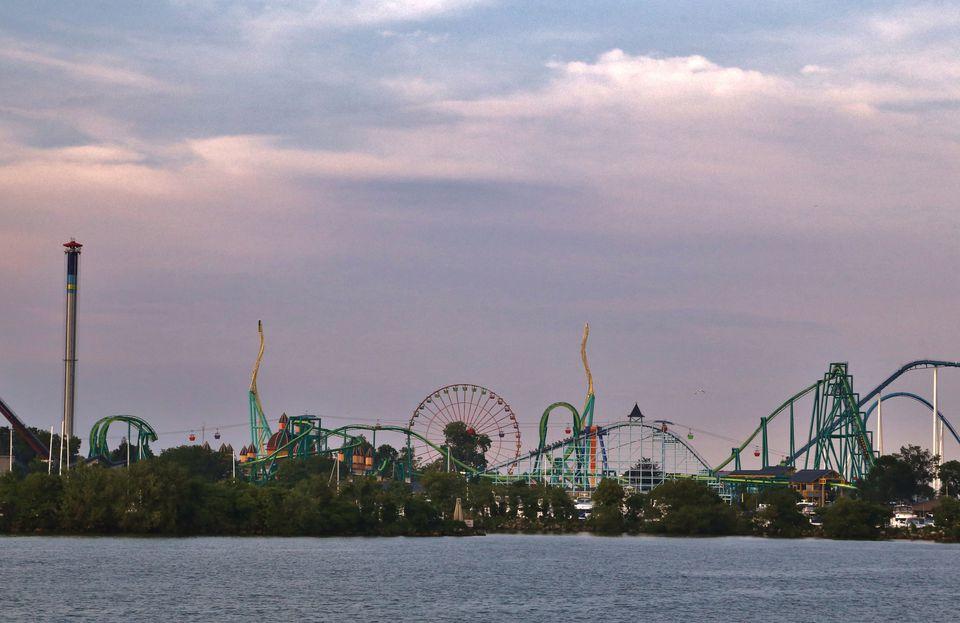 Parque de atracciones Sandusky's Cedar Point
