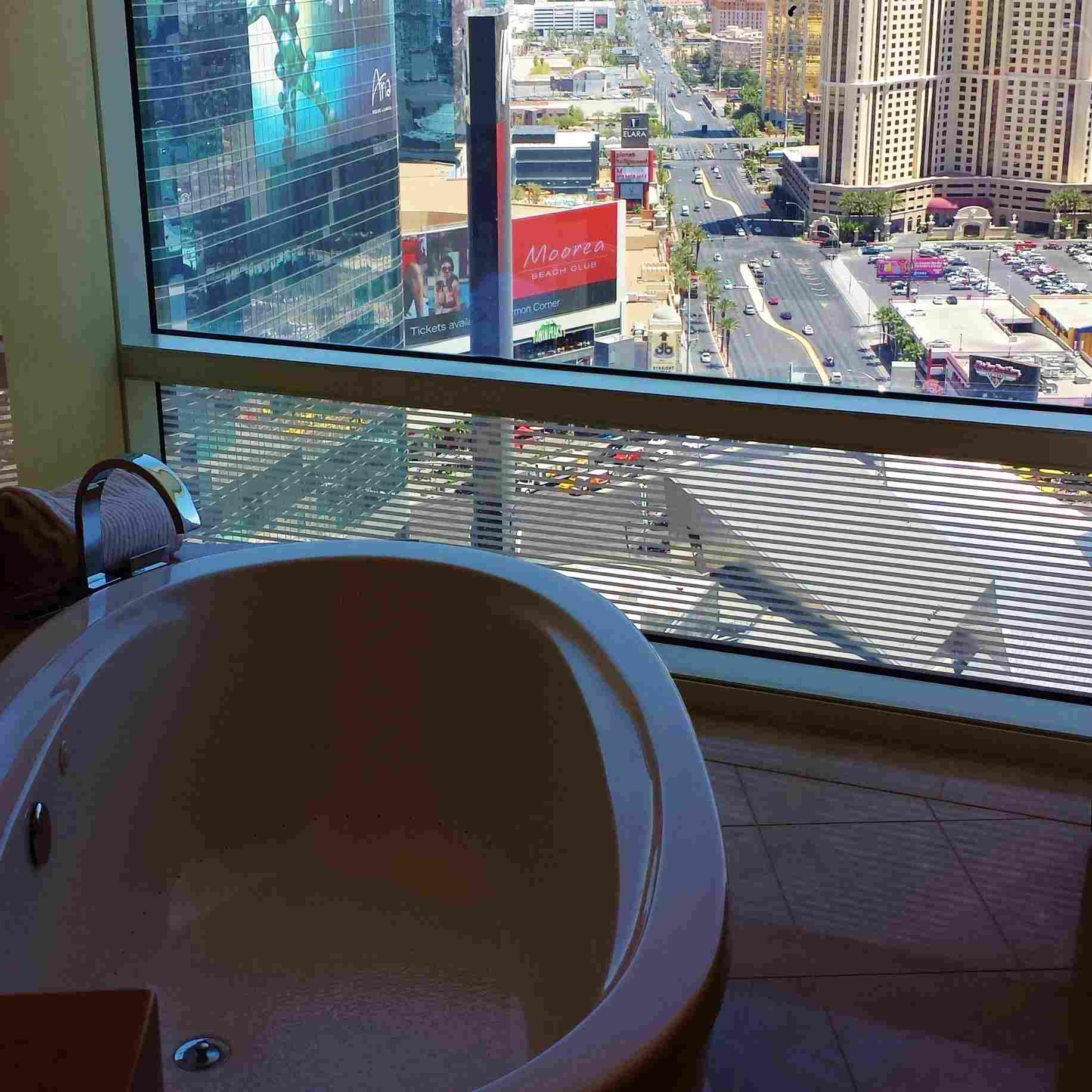 Aria 2 Bedroom Suite: The Corner Suite At Aria Las Vegas