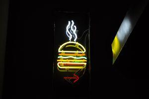 Burger Joint ... at le Parker Meridien