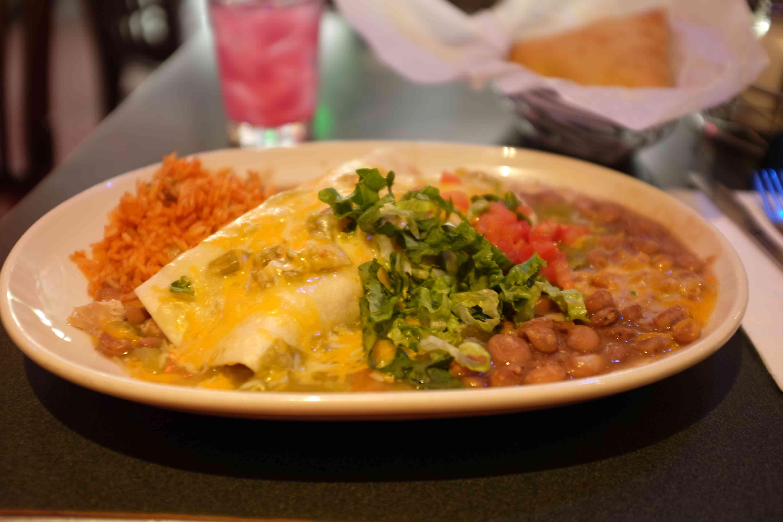 New Mexico Enchilada