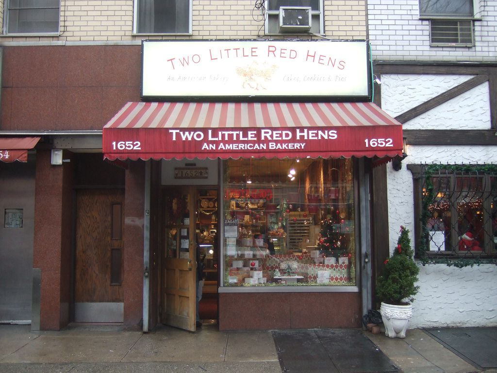 Two Little Red Hens, NYC