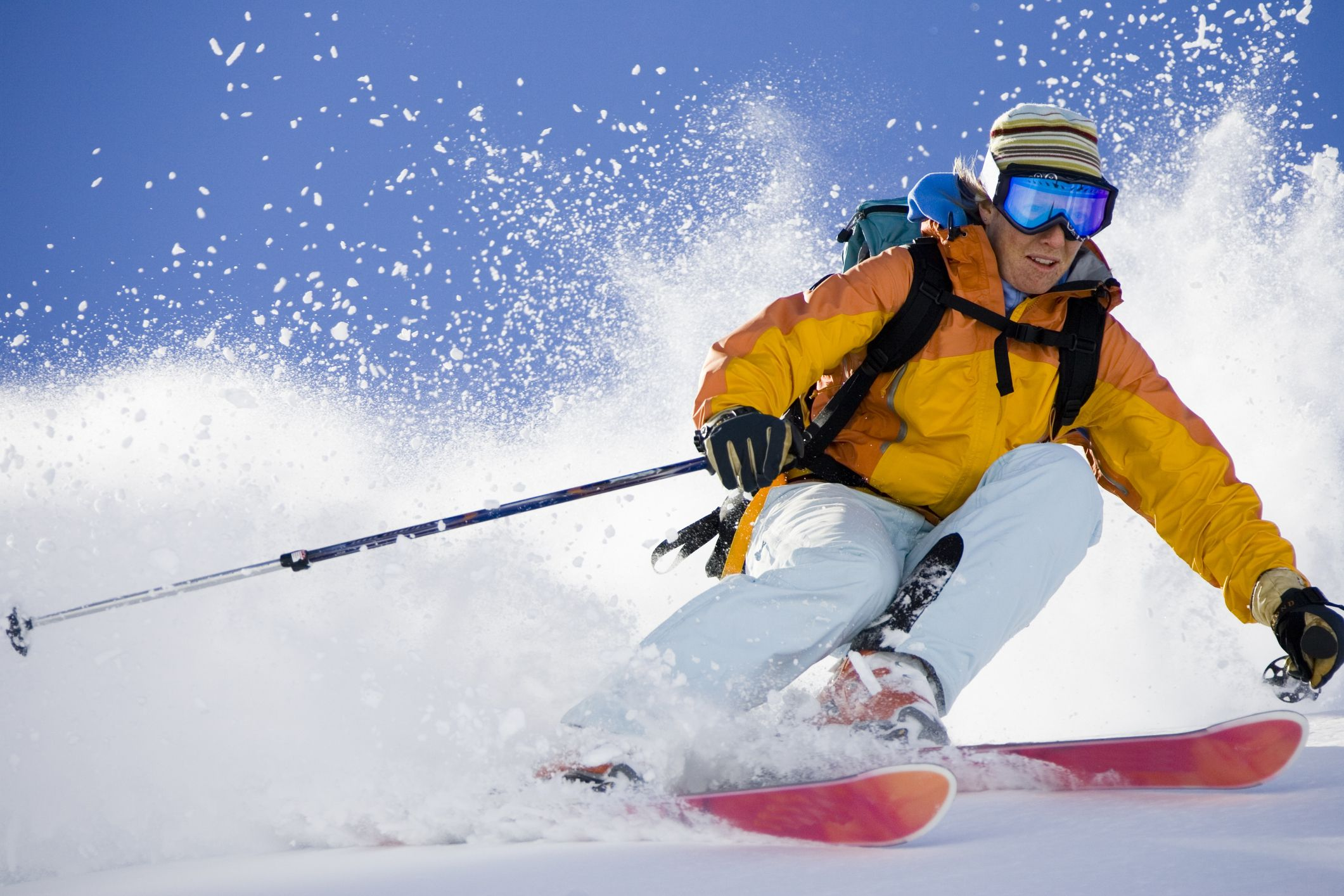 The 8 Best Powder Skis