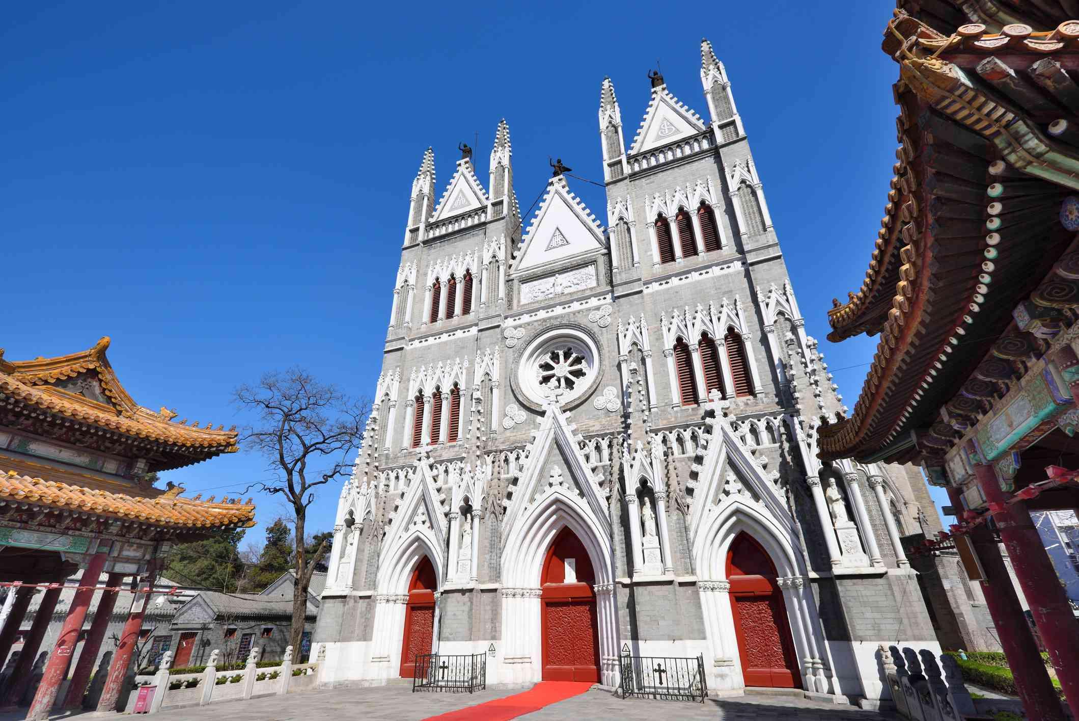 Beitang Church, Beijing