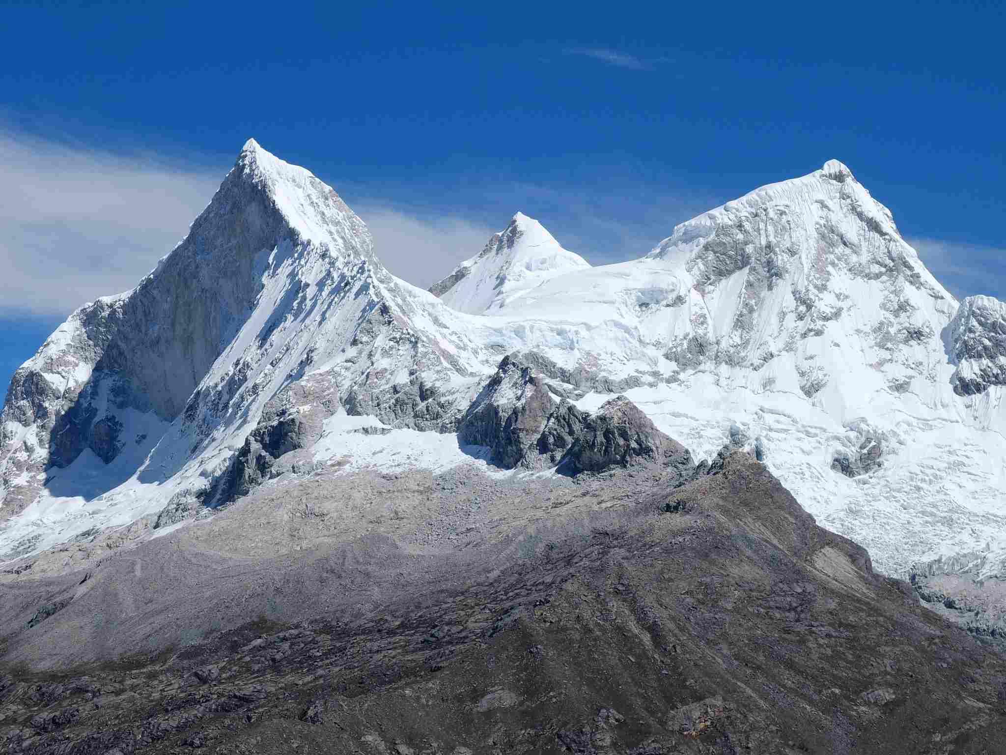 Huandoy Peak