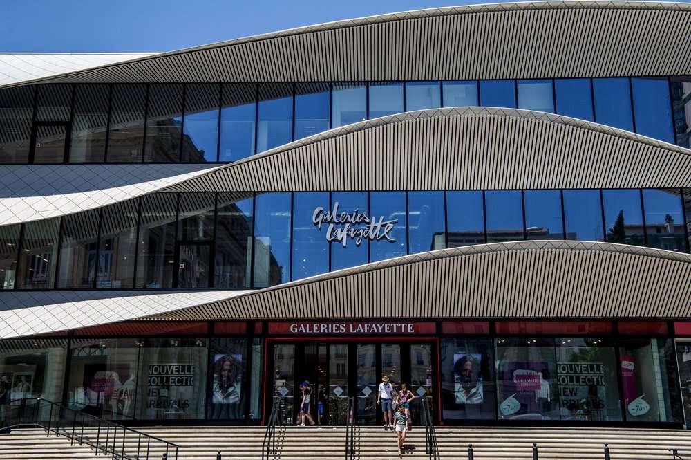 Galeries Lafayette, Marseille