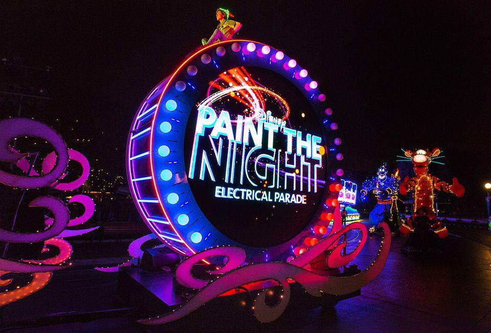 Paint the Night Parad