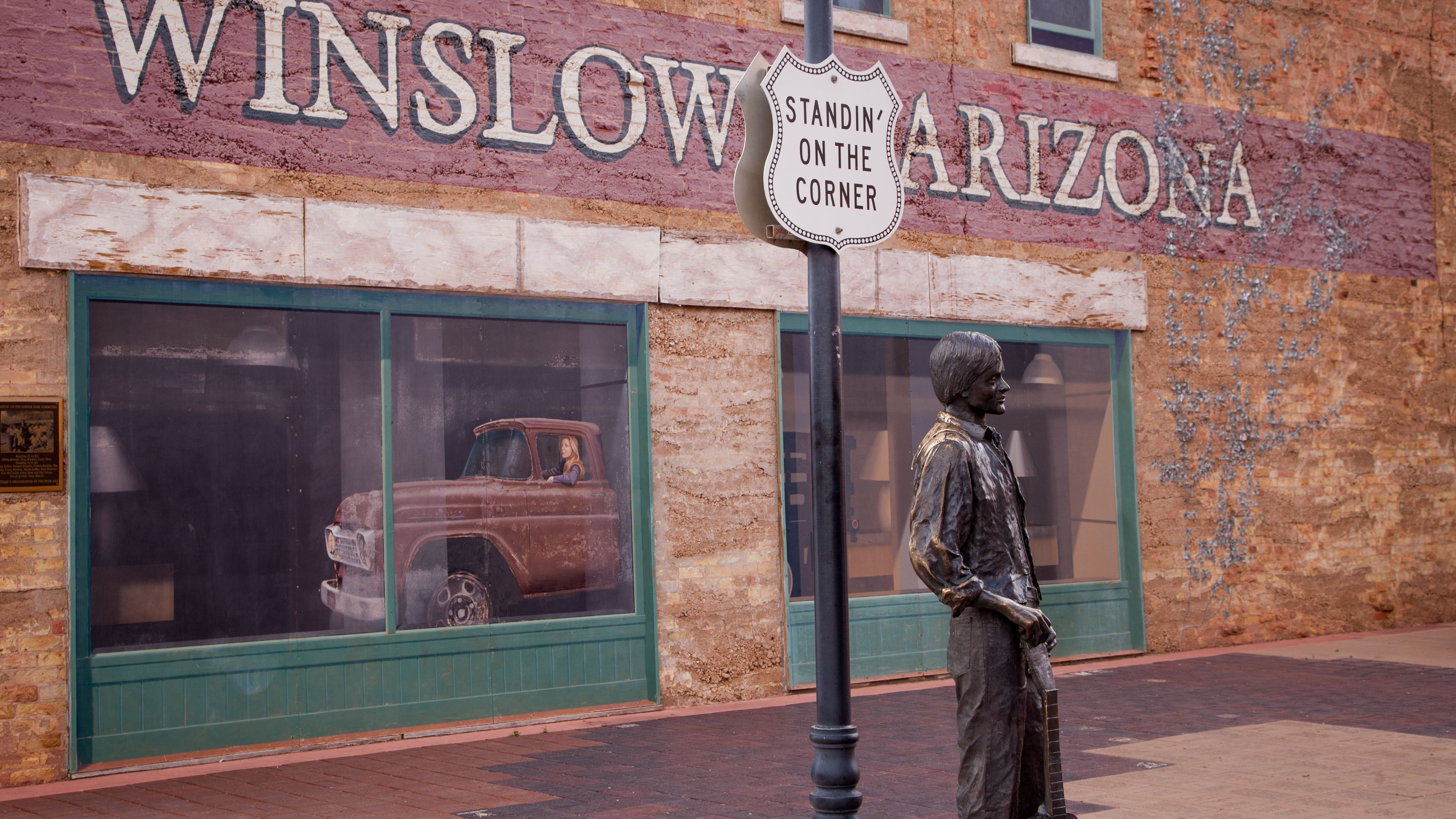 Winslow AZ Things to do and See Visitors Guide
