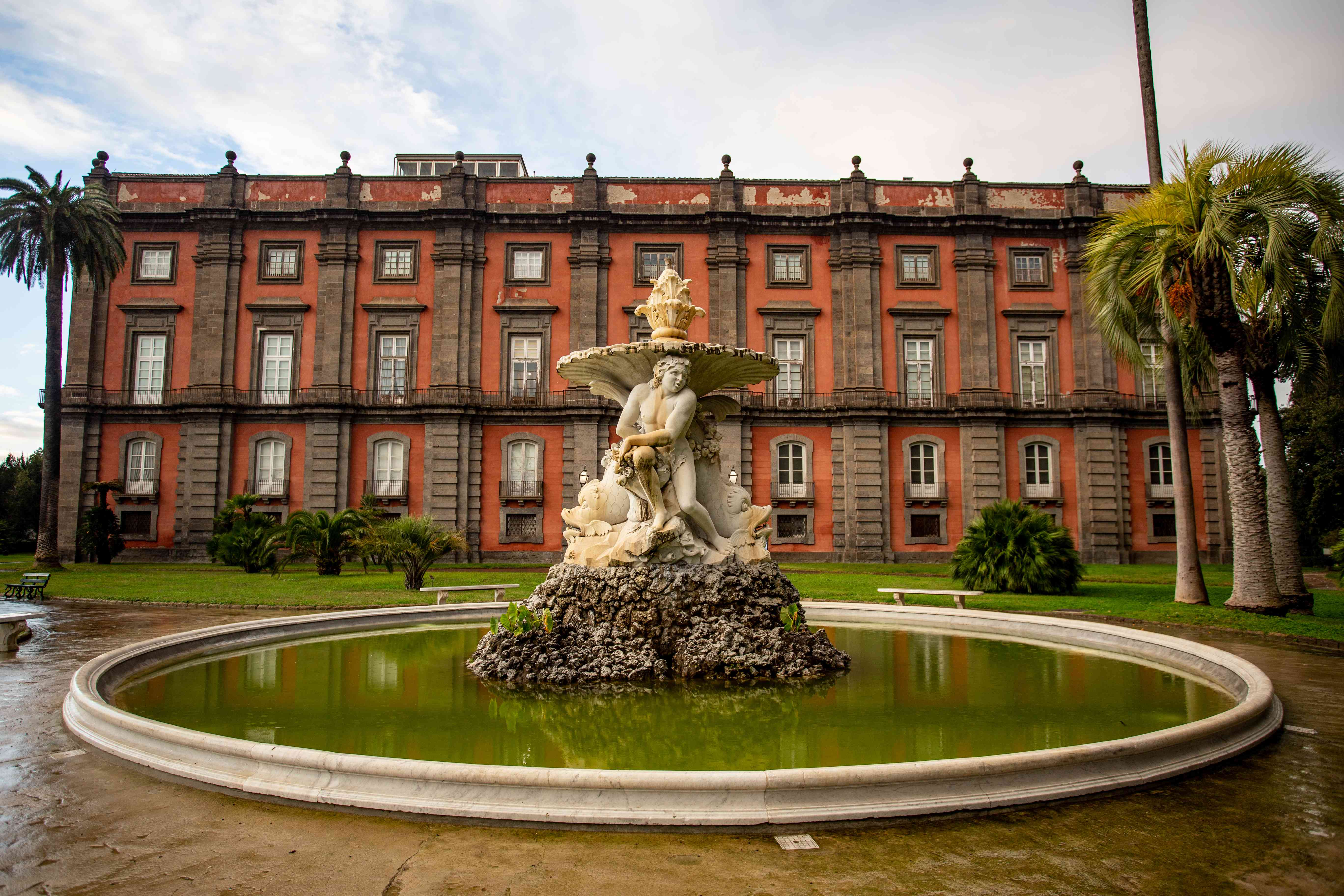 Capodimonte Museum and National Galleries in Naples