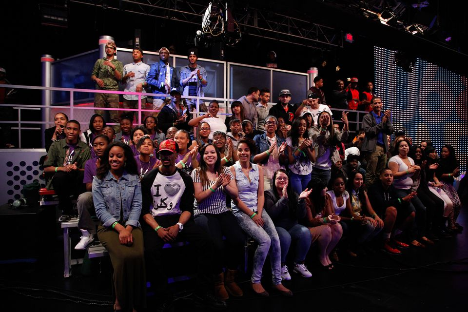 BET's 106 & Park Audience