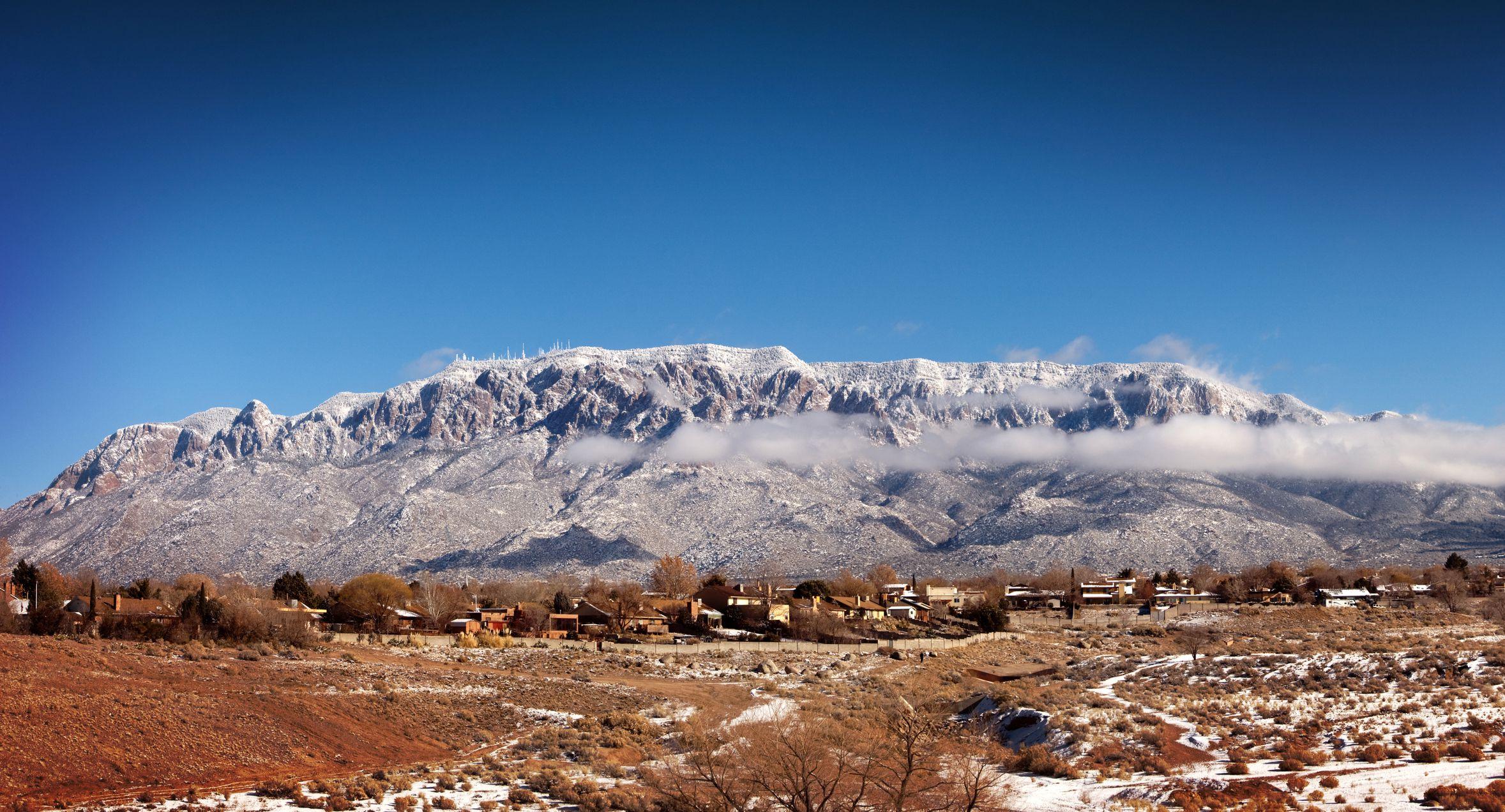 Dealing With Altitude Sickness In Albuquerque