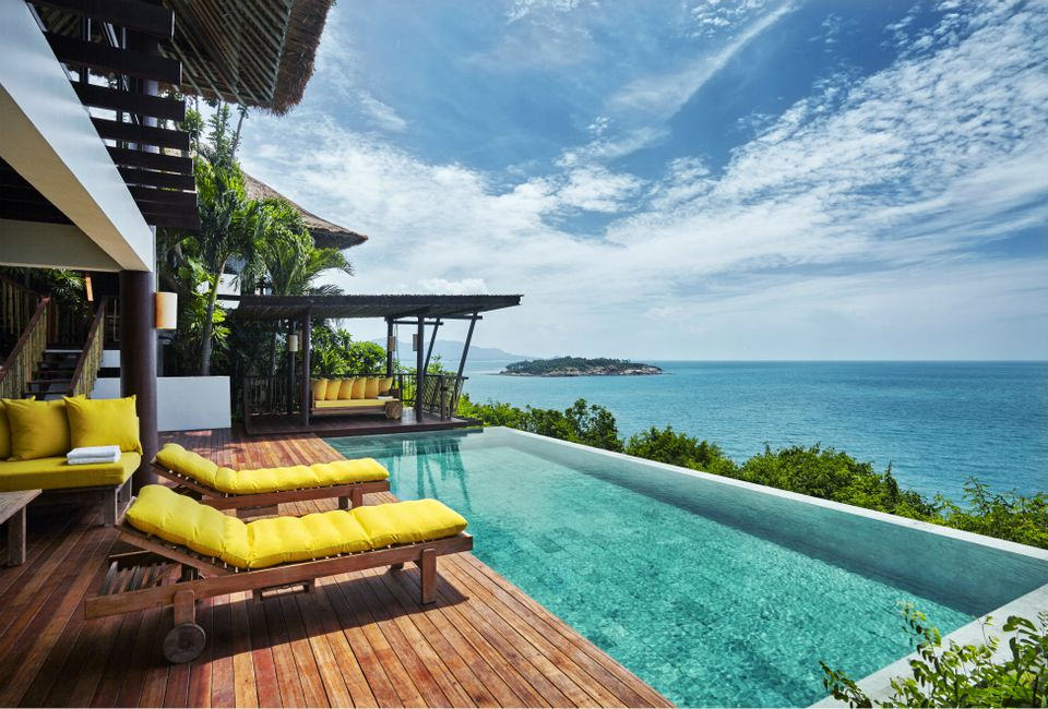 Six Senses Resort In Koh Samui Thailand