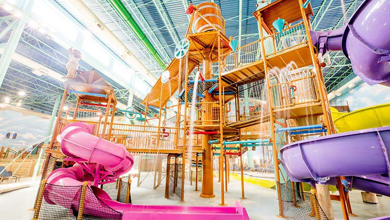 Great Wolf Lodge in Colorado Springs