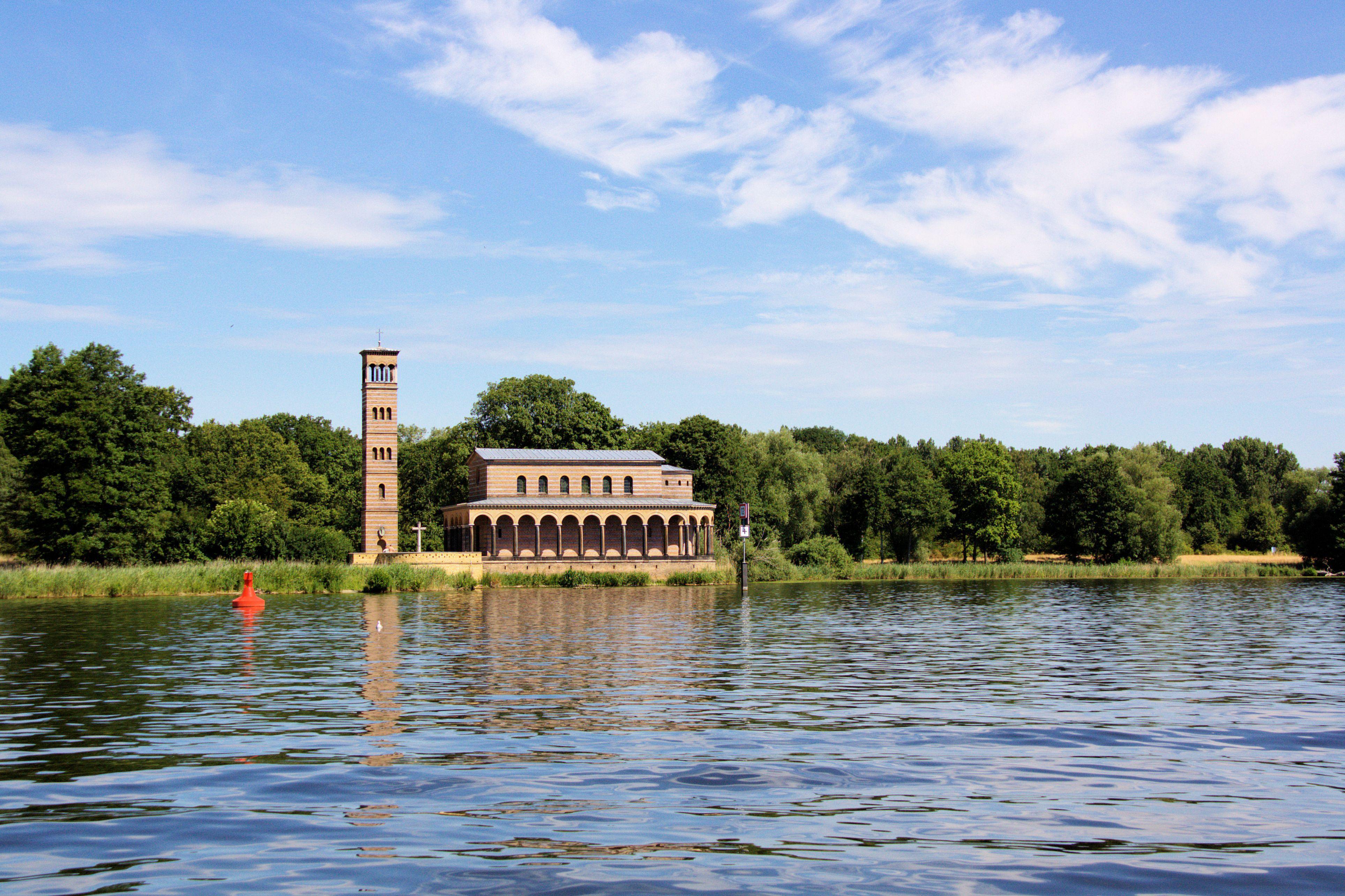 Sacrower See in Berlin