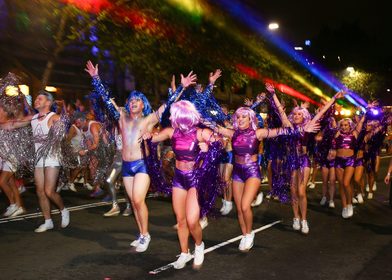2017 Sydney Celebrates 39th Annual Sydney Gay & Lesbian Mardi Gras Parade