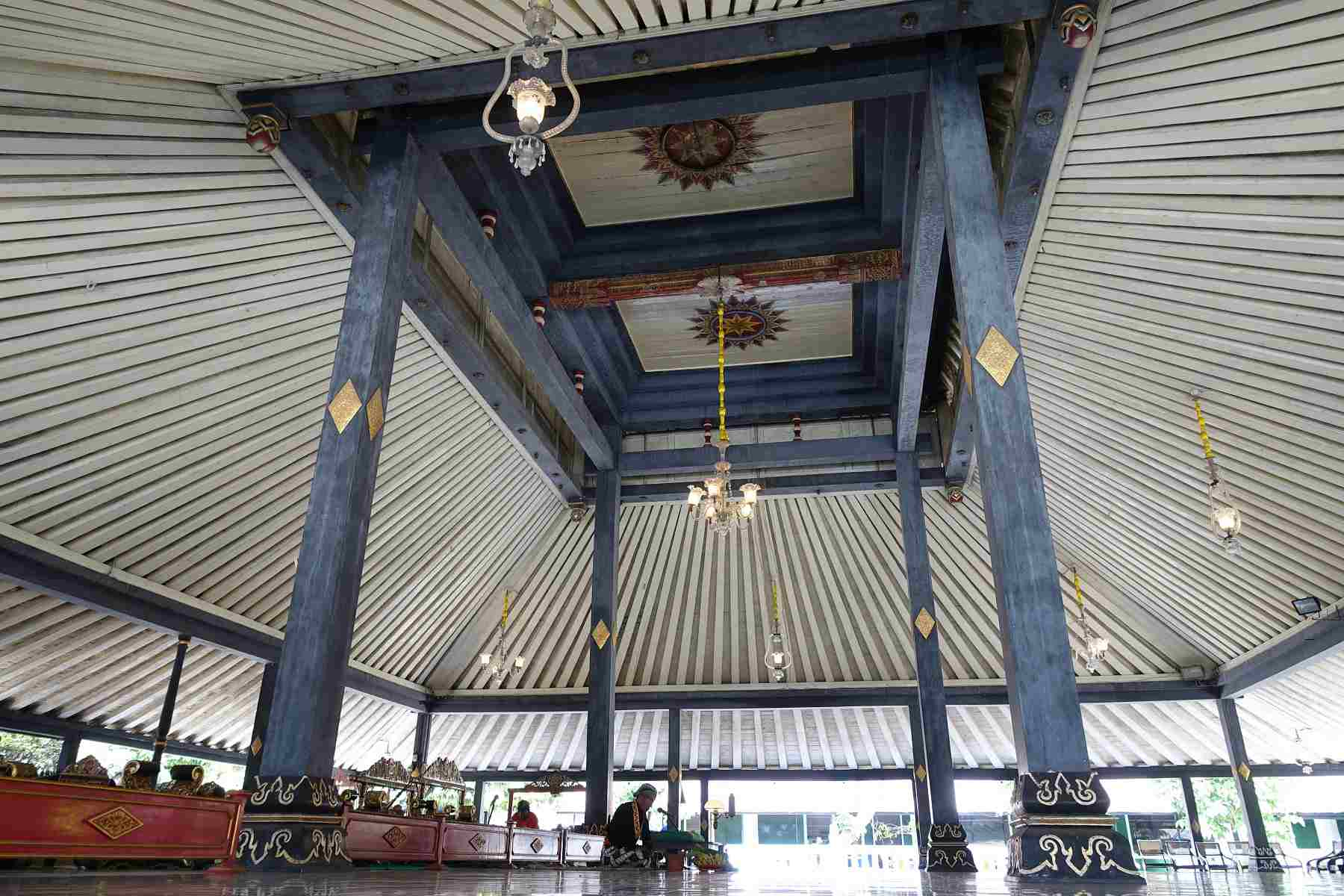 Explore the Kraton – the Sultan s Palace
