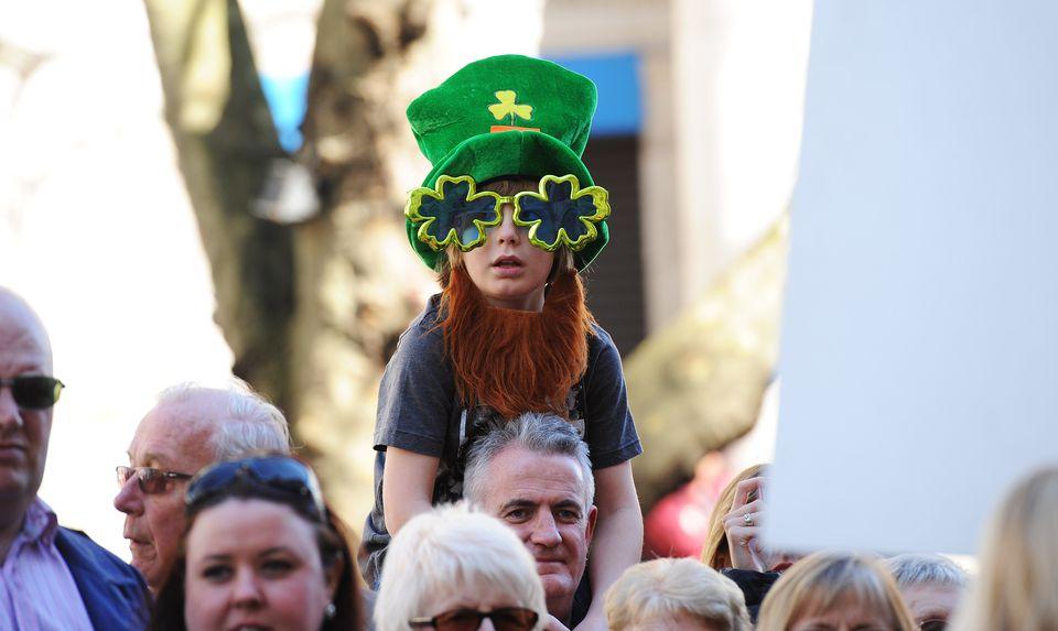 St Patrick's Day Celebrant