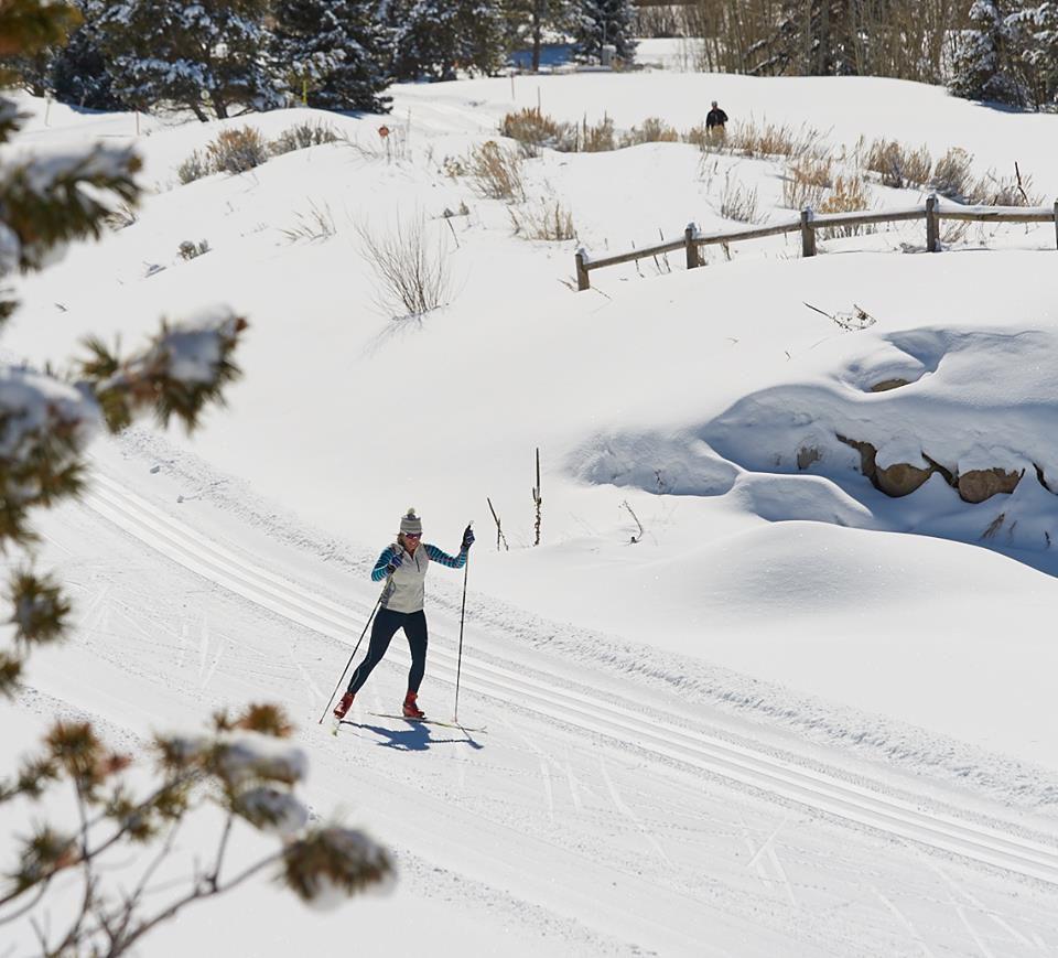 Aspen Nordic skiing