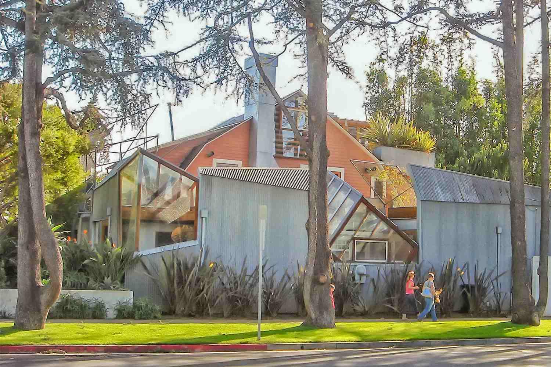 Frank Gehry House, Santa Monica