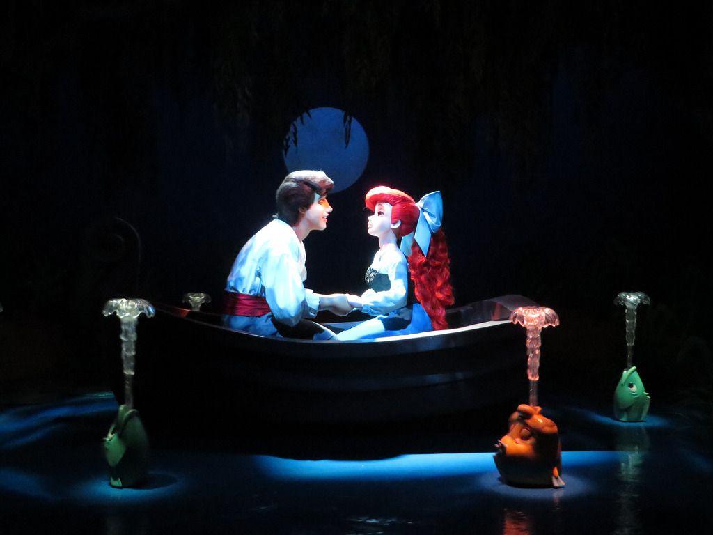 Disney Under the Sea Ride