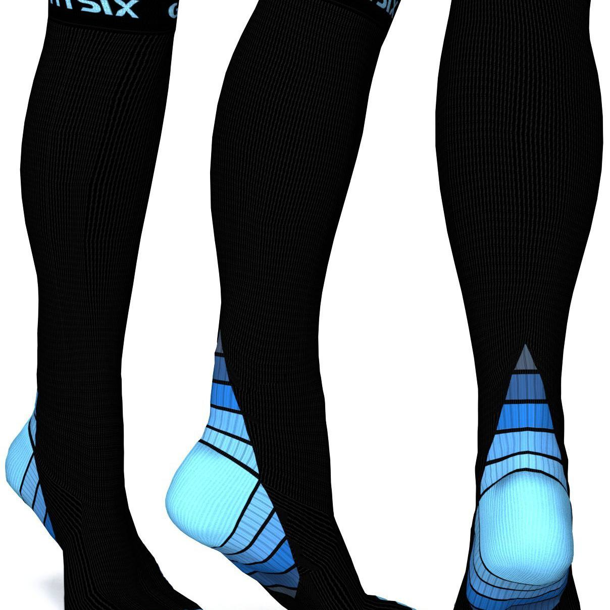 334eaa6223 Best Overall: Physix Gear Sport Compression Socks for Men and Women