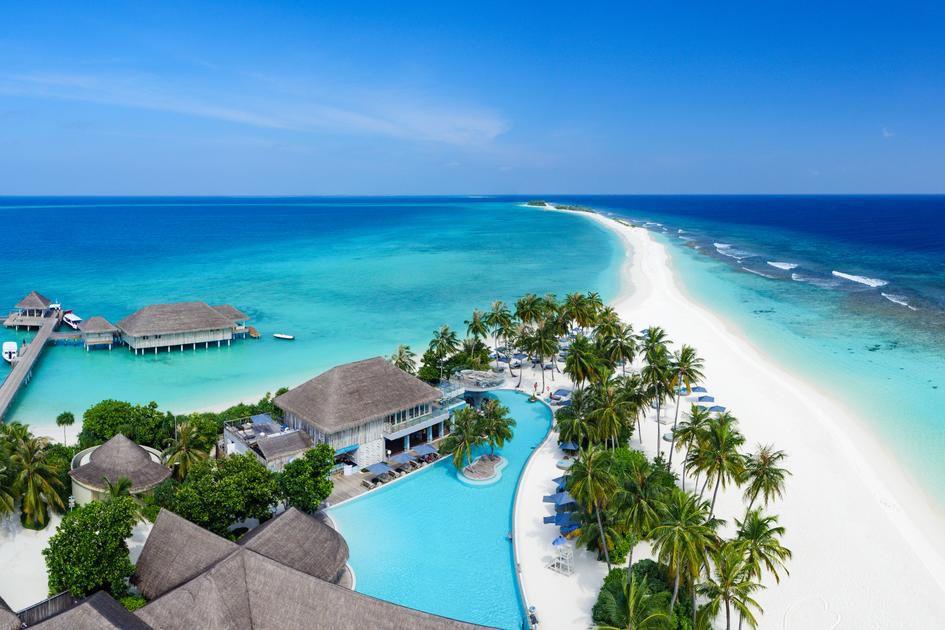 Seaside Finolhu, Maldives.