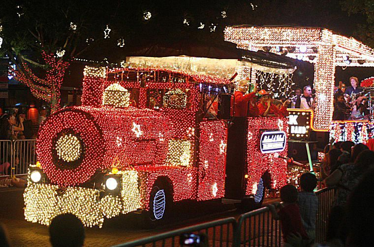 phoenix christmas events to fill your holiday calendar - Christmas Car Parade Decorations