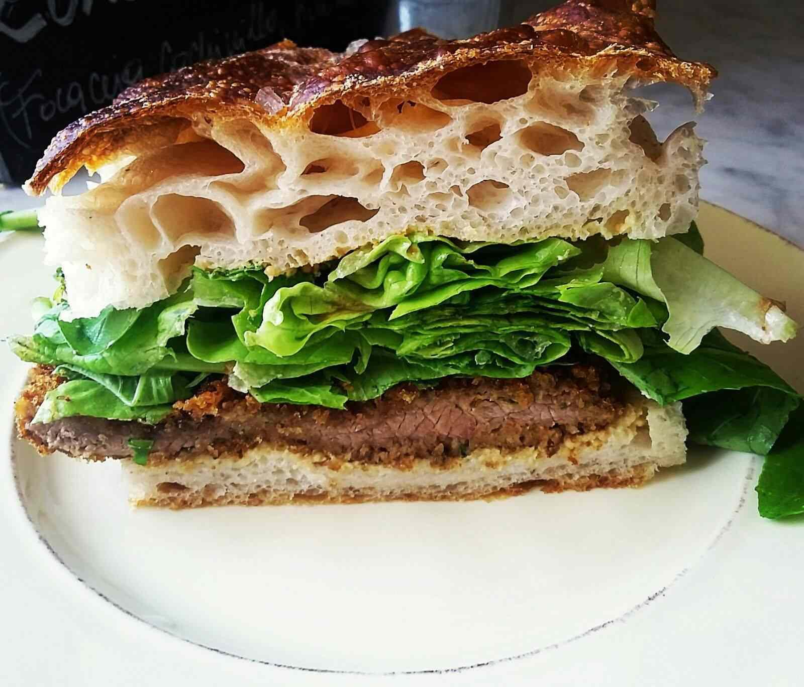 Club de Pan sandwich