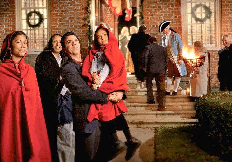 Christmas at Colonial Williamsburg