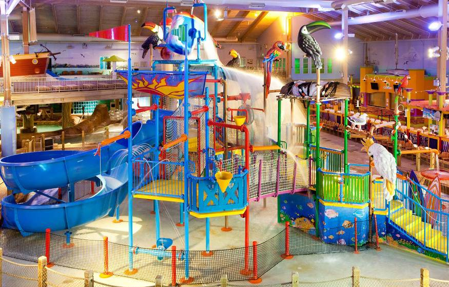 CoCo Key indoor water park in New Jersey
