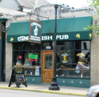 O'Shea's in Louisville, KY
