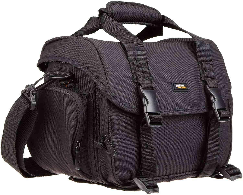 AmazonBasics Large DSLR Camera Gadget Bag