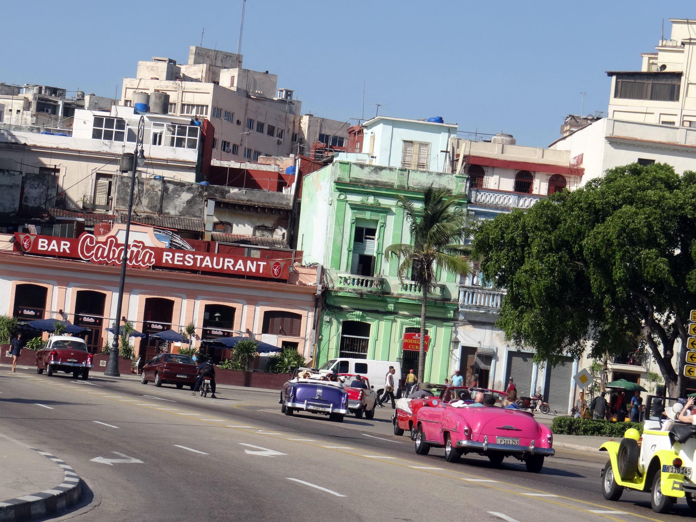 Ny Rute Pa Vores Rejse Til Cuba