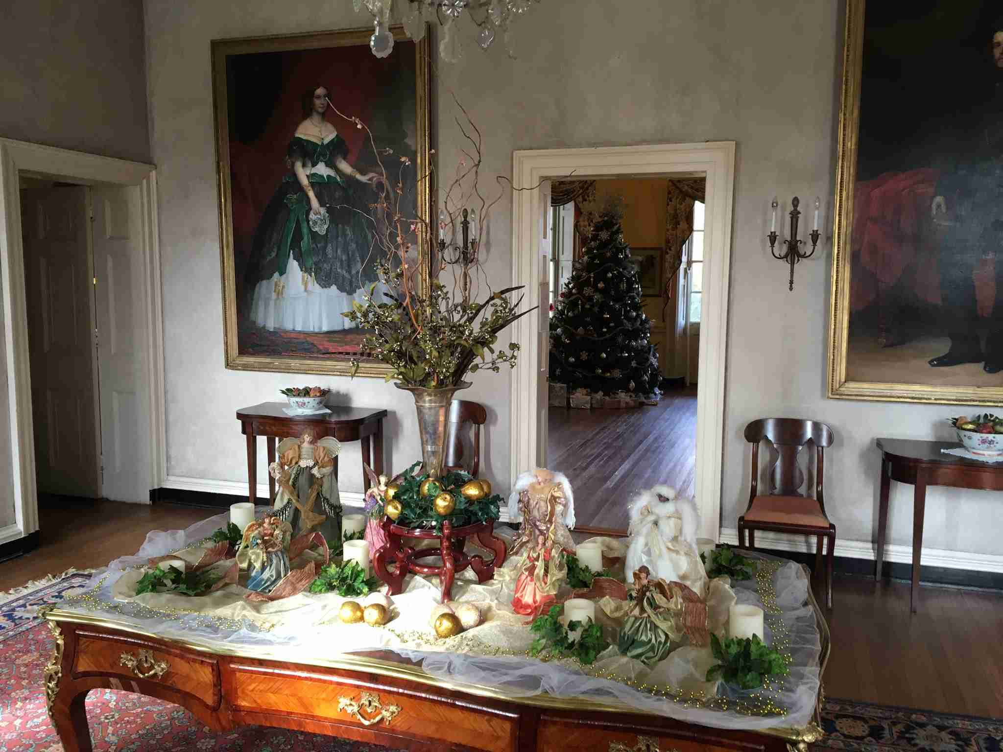 What to Do for Christmas in Leesburg Virginia