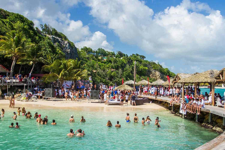Toubana on the Beach, Guadeloupe