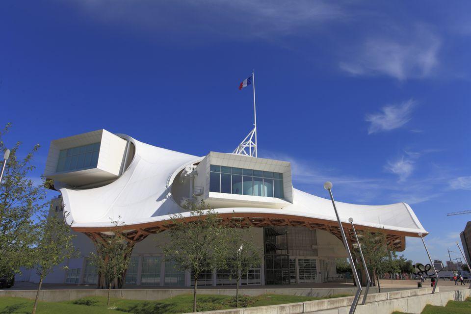 France, Lorraine, Metz, Centre Pompidou-Metz,