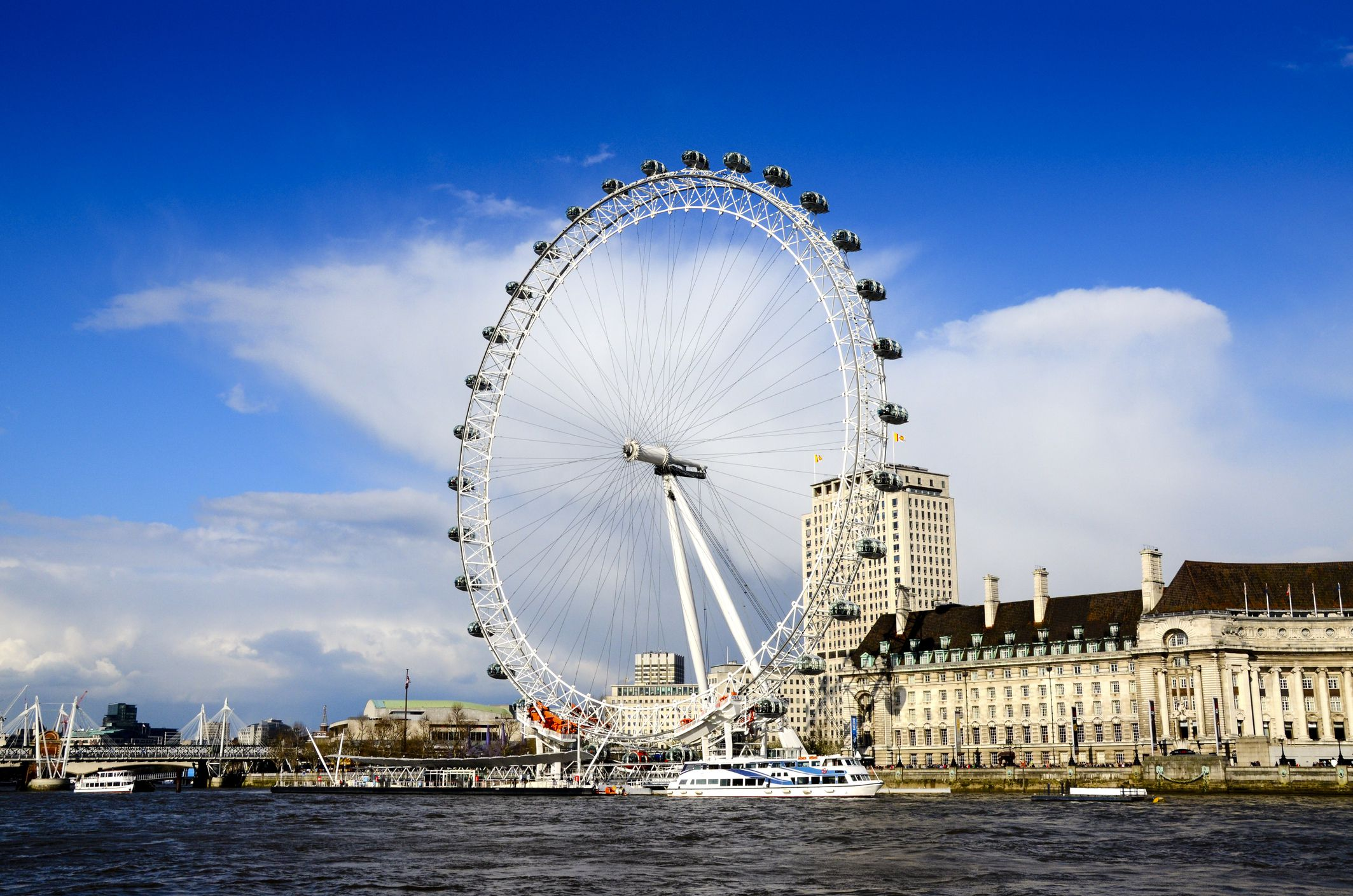 How Does The London Eye Work - Some Interesting Facts |London Eye Information